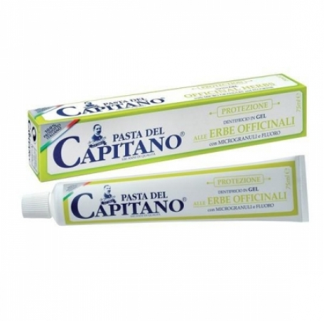 Зубная паста Capitano Erbe Officinali