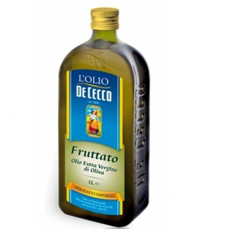 Масло оливковое extra virgin de cecco