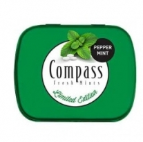 конфетки Compass Fresh Mint